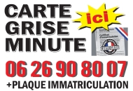Point carte grise minute